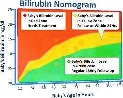 Bilirubin Nomogram