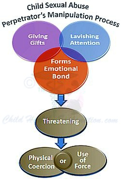 Perpetrator's Manipulative Moves