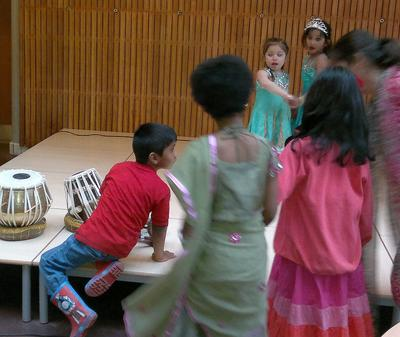 Children's Creativity Is Demonstrated in All Their Activities
