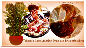 Tobacco Consumption Impedes Breastfeeding