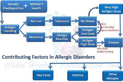 Contributing Factors in Allergic Disorders
