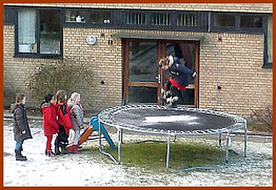 Trampoline Safety: Home Trampoline are Strongly Discouraged